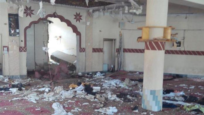 Explosion dans la mosquee de Quetta