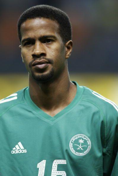 Le joueur de football saoudien Khamis Al Owairan