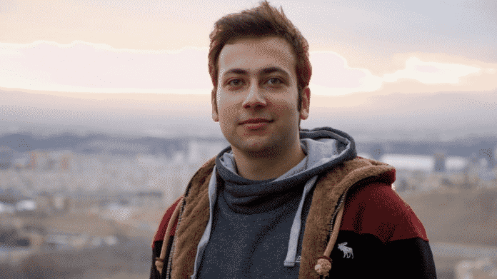 Mojtaba Abbasnezhad victime du crash en Iran envoie un message prémonitoire