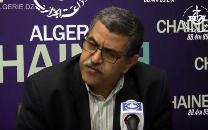 Abdelaziz Djerad renvoie dirigeants télévision nationale algérienne