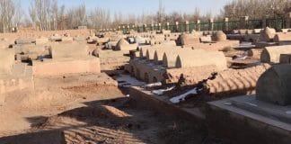 Chine - Des images satellite révèlent le démantèlement de cimetières musulmans