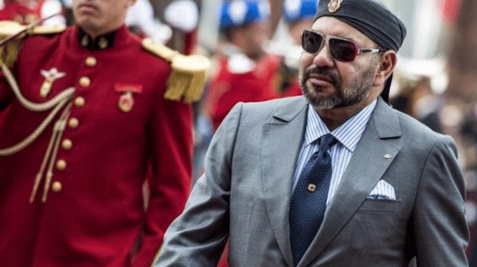 Colère royale Le roi du Maroc furieux quitte avec fracas Marrakech