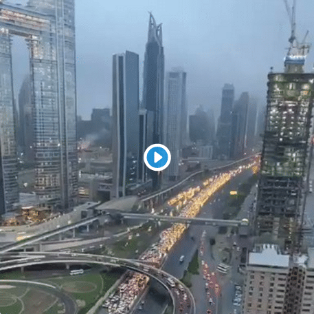 Dubai_Pluie_Chaos
