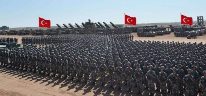 Erdogan envoie ses troupes en Lybie sans l'accord de l'Algérie et de la Tunisie