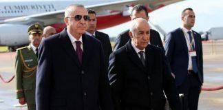 Erdogan est en Algérie - économie et crise en Libye au cœur des discussions