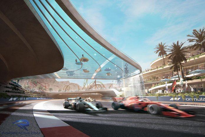 Formule 1- L'Arabie saoudite dévoile ses plans de course pour 2023