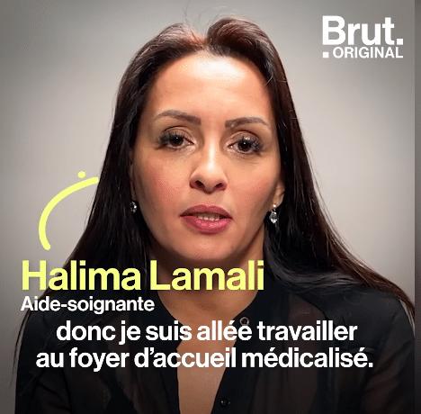 Halima, aide-soignante, raconte comment elle a sauvé 11 personnes d'un incendie - VIDEO