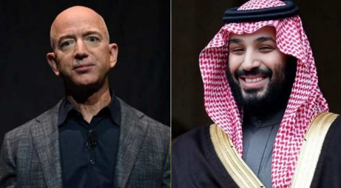 L'Arabie saoudite soupçonnée d'avoir piraté le téléphone du président d'Amazon