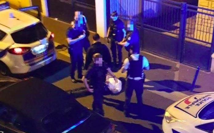 La police tue un père de famille et supprime la vidéo du témoin