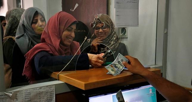 Le Qatar verse une aide financière à 94 000 familles dans la bande de Gaza