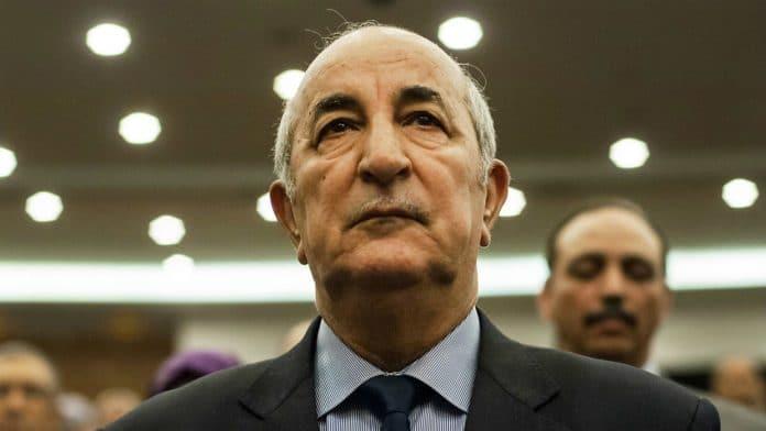 Le président Algérien prévient la France,« l'ancien colonisateur »