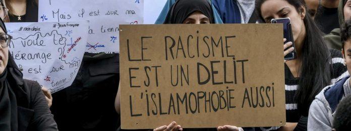 Les actes anti-musulmans sont en forte hausse selon le Ministère de l'Intérieur
