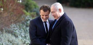 Macron rend visite à Netanyahu et rencontre Mahmoud Abbas