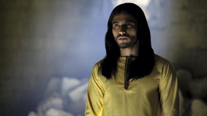 Mehdi Dehbi messiah netflix
