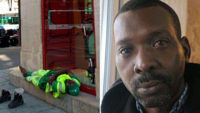 Nabil Larbi, élu de Seine-Saint-Denis, retrouve du travail à Adama Cissé