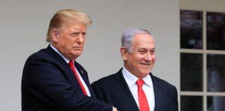 Palestine - Trump annonce le « braquage du siècle » et Jérusalem capitale d'Israël
