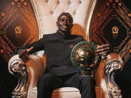 Sadio Mané sacré meilleur joueur africain de l'année