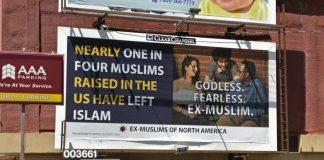 US Atlanta, Chicago et Houston incitent les musulmans à renier l'Islam