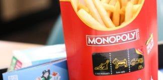 Un documentaire explique pourquoi le Monopoly de McDonald's est une escroquerie