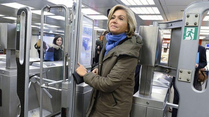 Valérie Pécresse annonce un passe Navigo pour les moins de 12 ans à tarif très réduit