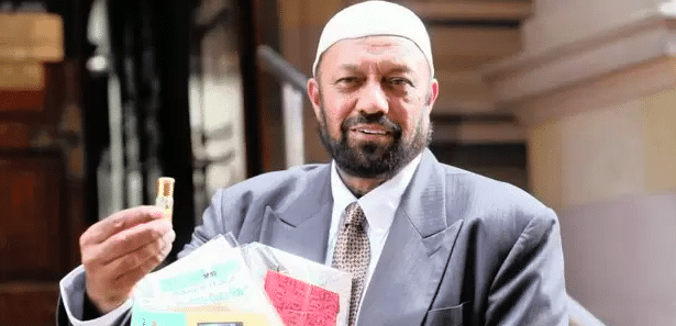 Yousuf Deedat décède suite à la balle qu'il a reçu en pleine tête