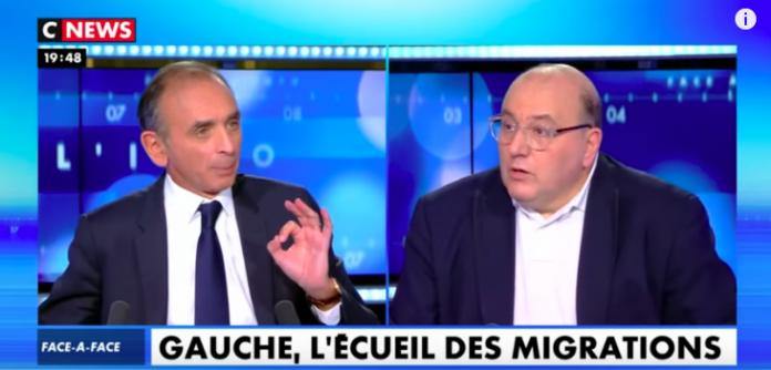 Zemmour se moque des enfants migrants qui meurent en Méditerranée - VIDEO