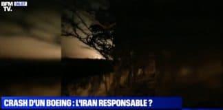 crash boeing 737 iran