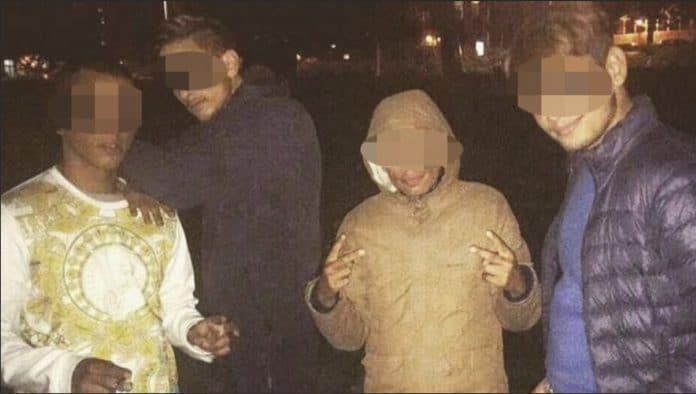 bande bruxelles achete fille séquestre force prostituer