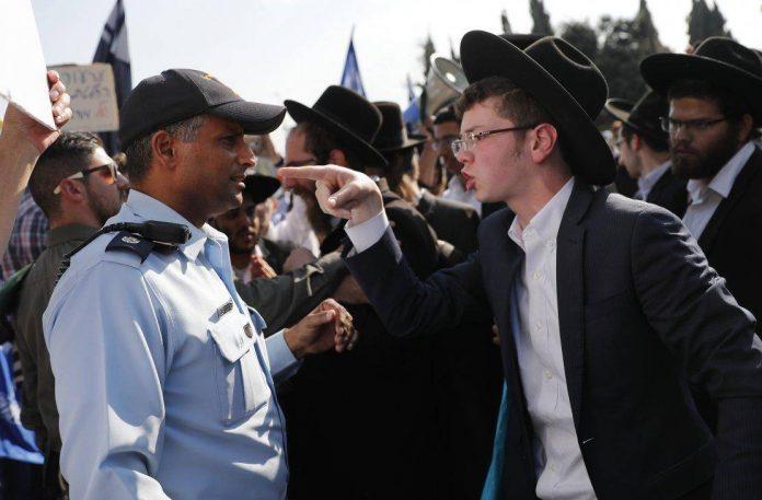 policiers déguisés palestiniens colons juifs attaque