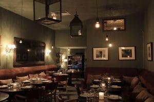 Restaurant Tagine à Beverly Hills