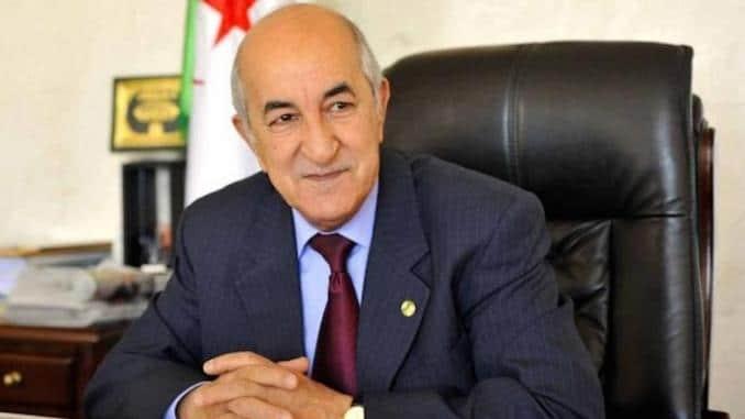 Abdelmadjid Tebboune - Président de l'Algérie