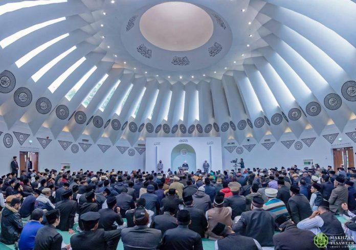 Mosquée en Angleterre