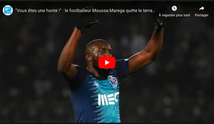 «Vous êtes une honte !» s'indigne le footballeur Moussa Marega après avoir été victime d'insultes racistes