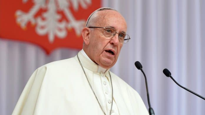 Accord du siècle - Le pape désapprouve le plan de paix de Donald Trump au Moyen-Orient