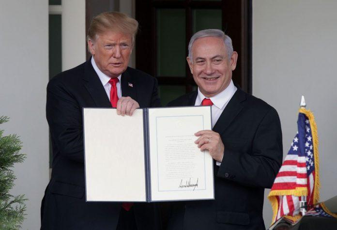 Les États-Unis ne demanderont pas notre reconnaissance de la Palestine affirme Netanyahou