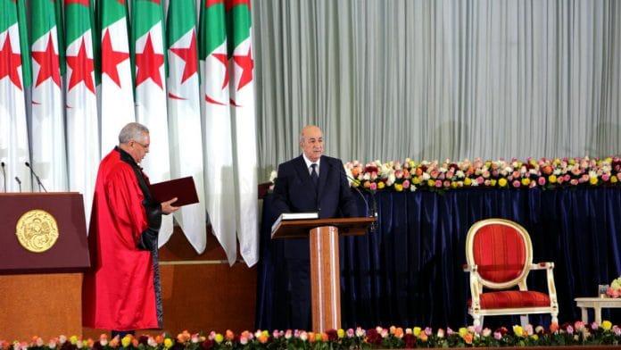 Abdelmadjid Tebboune accuse le Maroc d'entraver les relations de l'Algérie avec la France