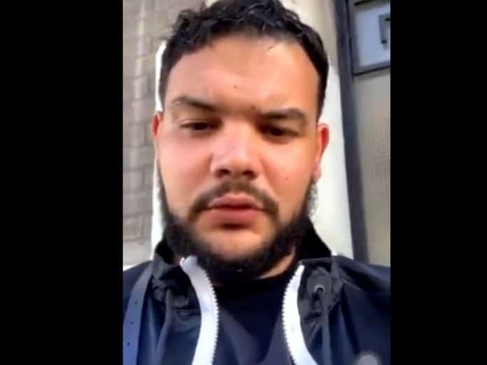 Agression de Bassem Braiki - Sadek arrêté par la police à Bagnolet