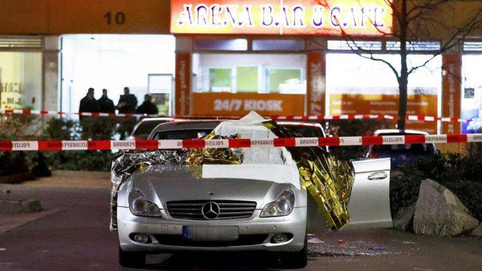 Allamagne - Une attaque contre deux bars à chicha fait au moins 10 morts et de nombreux blessés