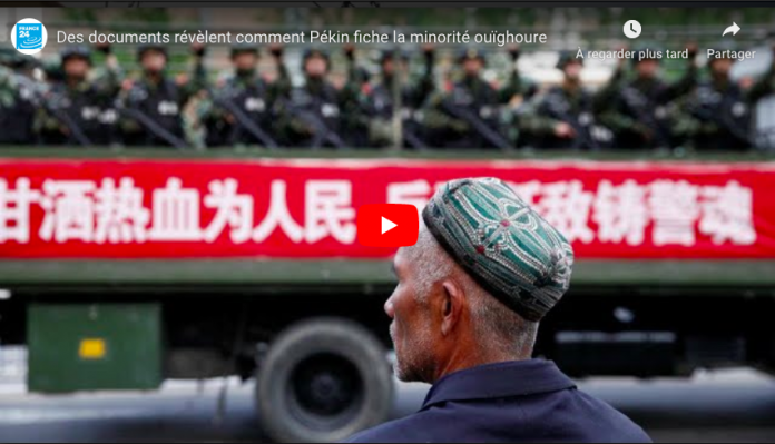 Des documents confidentiels révèlent comment la Chine fiche les Ouïghours - VIDEO