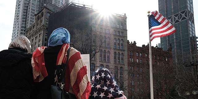 Donald Trump restreint l'accès aux Etats-Unis à des citoyens de pays musulmans