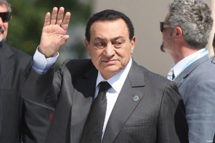 Egypte - L'ancien président Hosni Moubarak est décédé