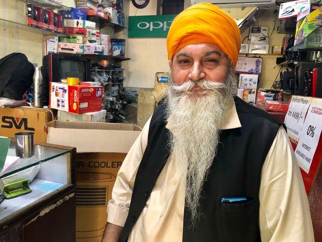 Inde - Un héros sikh a sauvé des dizaines de Musulmans de la tuerie de New Delhi