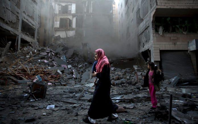 Israël limite l'approvisionnement de fournitures humanitaires à Gaza