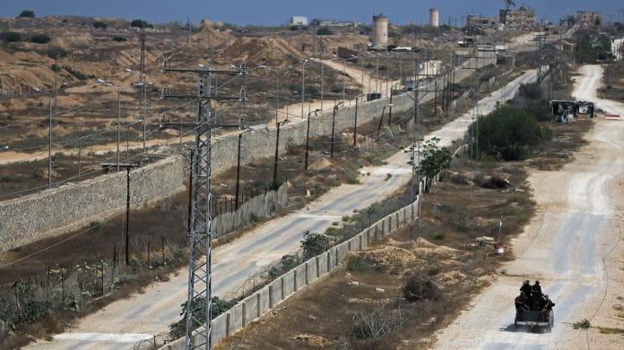 L'Egypte construit un nouveau mur le long de la frontière avec Gaza