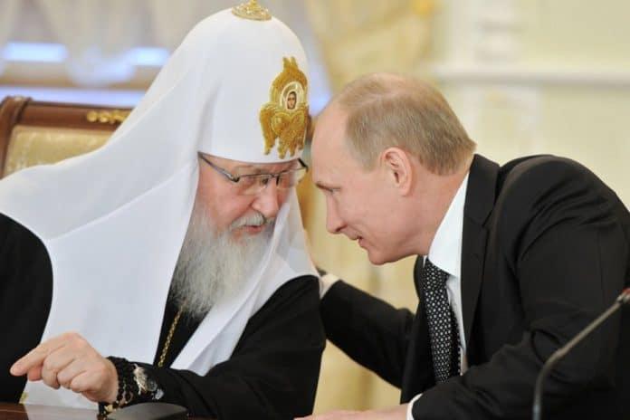 La Russie utilise la religion pour s'imposer en Palestine