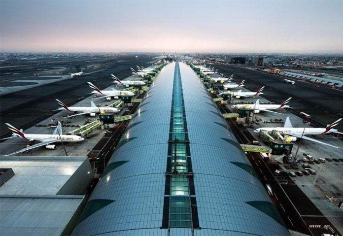 L'aéroport de Dubaï maintient sa place de n°1 mondial pour les voyages internationaux