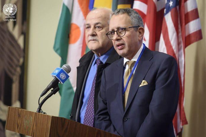 L'ambassadeur tunisien à l'ONU renvoyé à cause du plan de Trump pour la Palestine