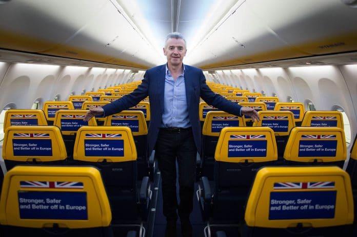 Le patron de Ryanair demande des contrôles supplémentaires sur les hommes musulmans dans les aéroports