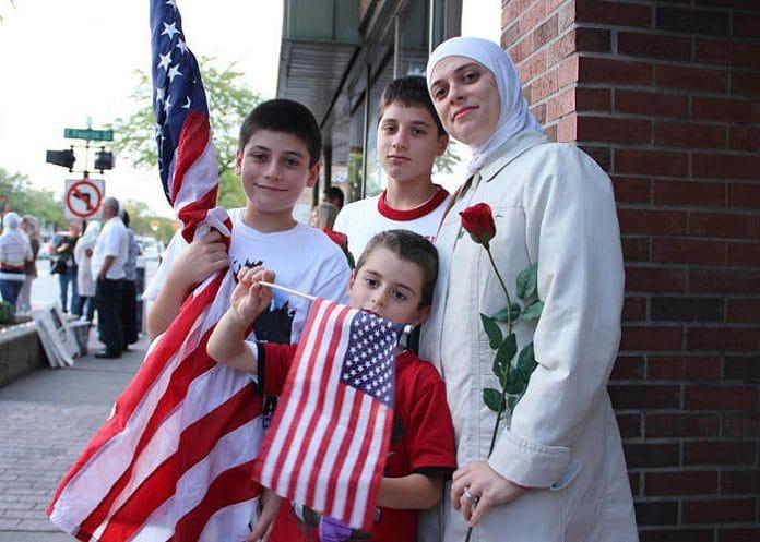 Les américains se demandent pourquoi autant de Chrétiens se convertissent à l'Islam2
