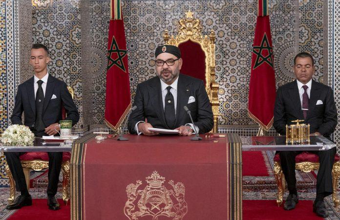 Palestine - Le Roi du Maroc transmet un message de soutien à Mahmoud Abbas